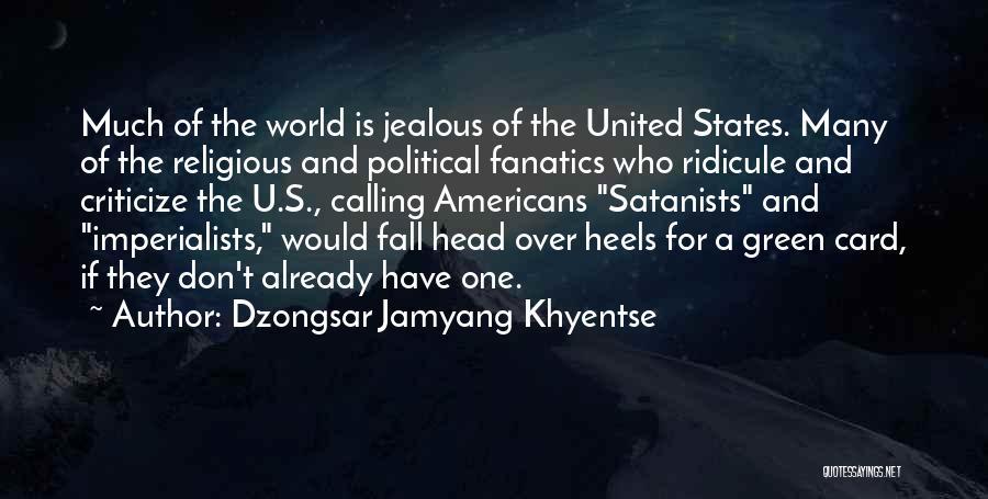 Dzongsar Jamyang Khyentse Quotes 1979560