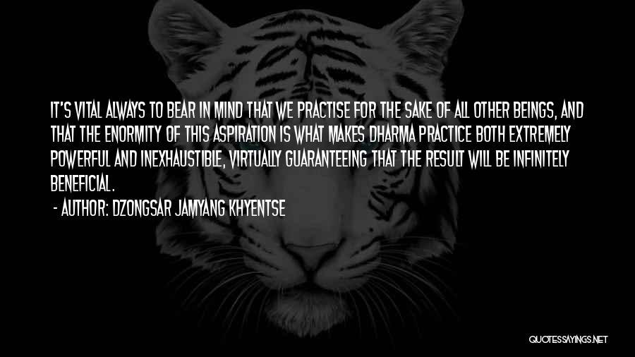 Dzongsar Jamyang Khyentse Quotes 832462