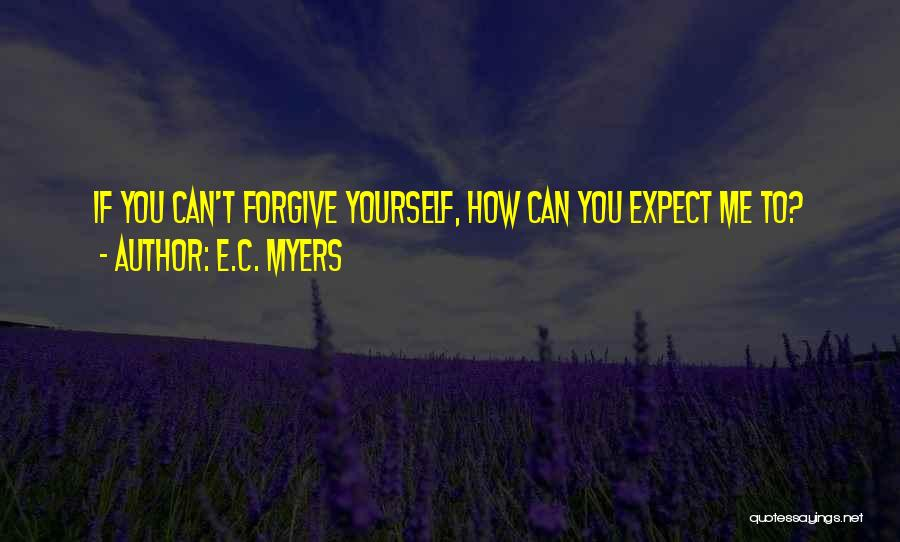 E.C. Myers Quotes 945484