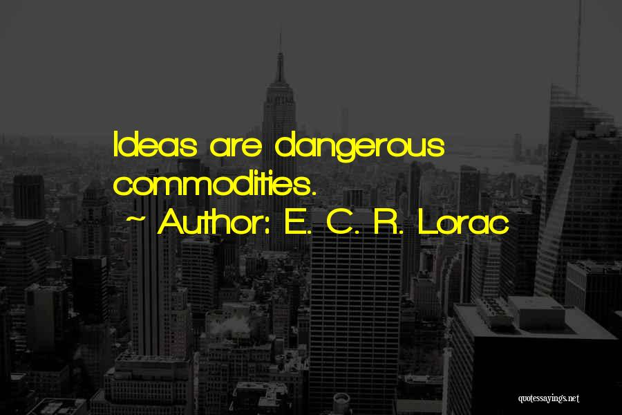 E. C. R. Lorac Quotes 1884021