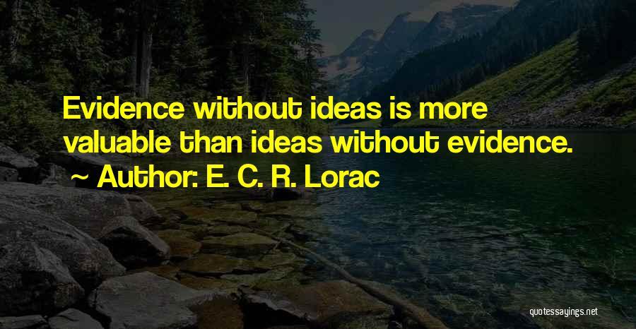 E. C. R. Lorac Quotes 1989251