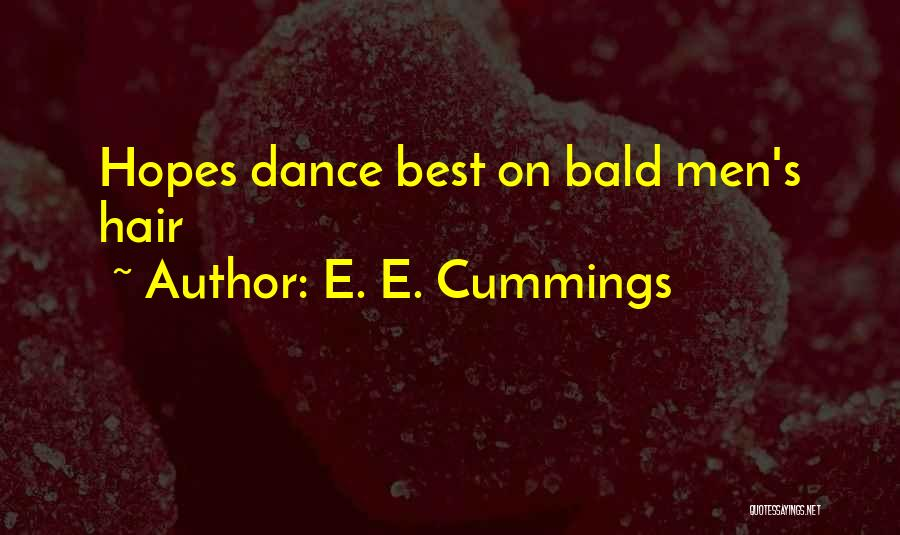 E E Cummings Best Quotes By E. E. Cummings