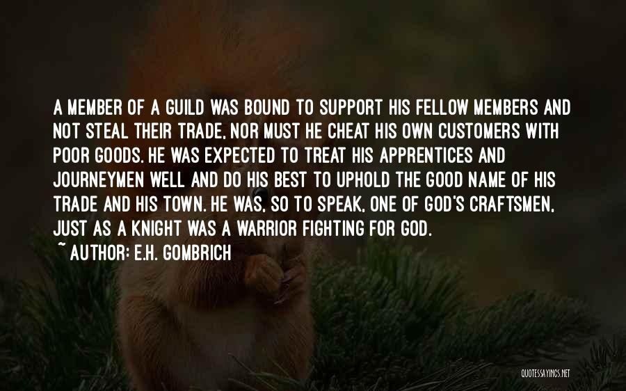 E.H. Gombrich Quotes 1431037