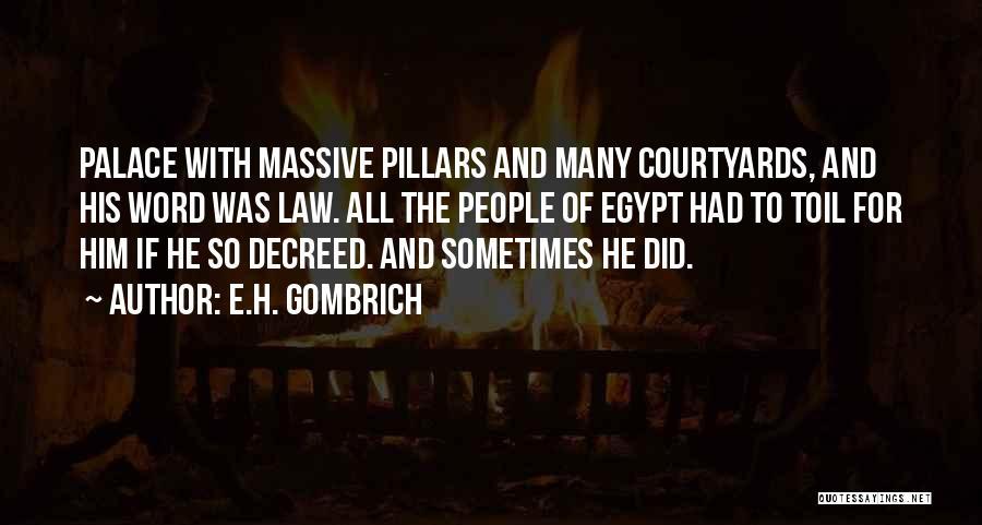 E.H. Gombrich Quotes 601483