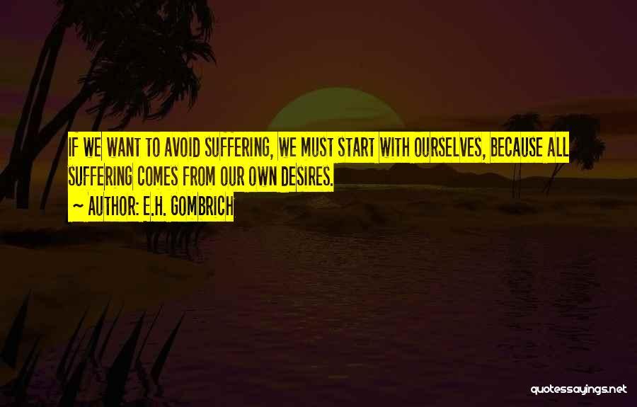 E.H. Gombrich Quotes 816556