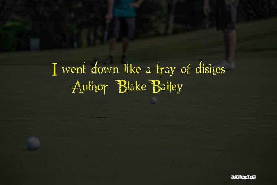 E.k. Bailey Quotes By Blake Bailey