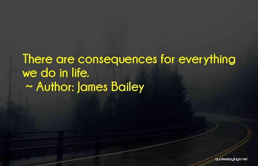 E.k. Bailey Quotes By James Bailey