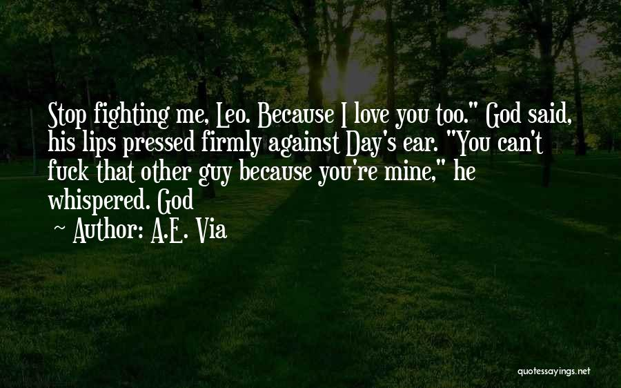 E-marketing Quotes By A.E. Via