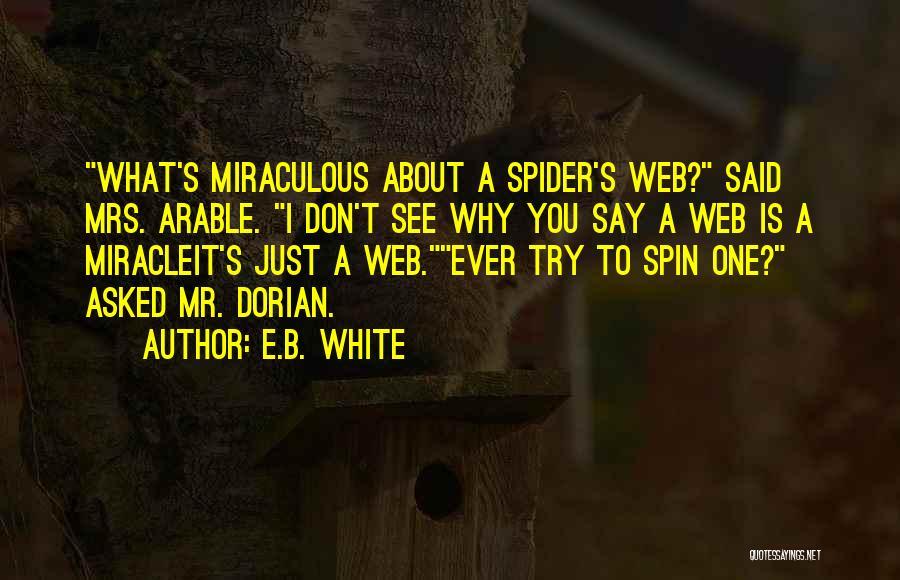 E-marketing Quotes By E.B. White