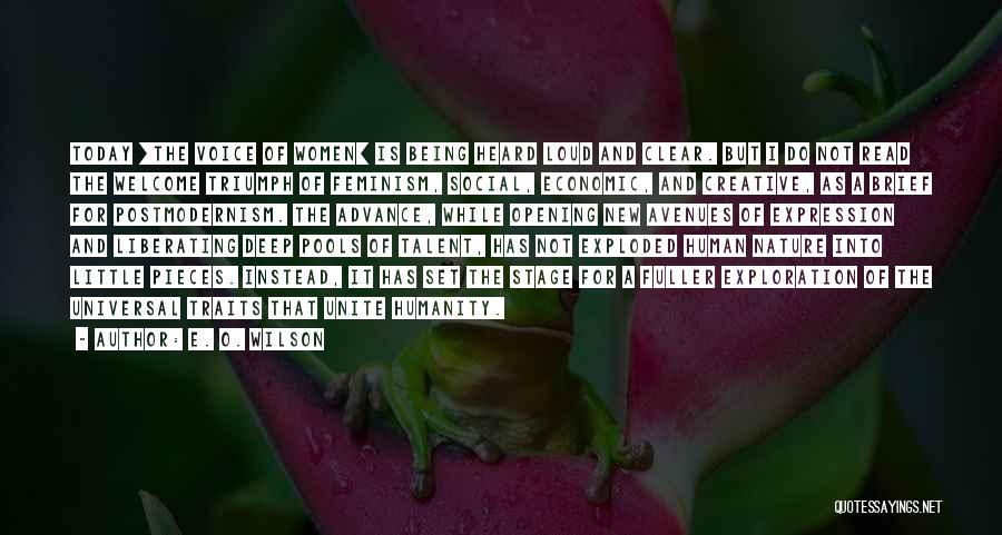 E-marketing Quotes By E. O. Wilson