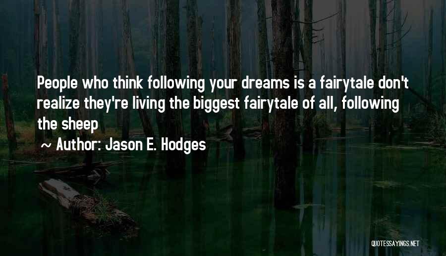 E-marketing Quotes By Jason E. Hodges