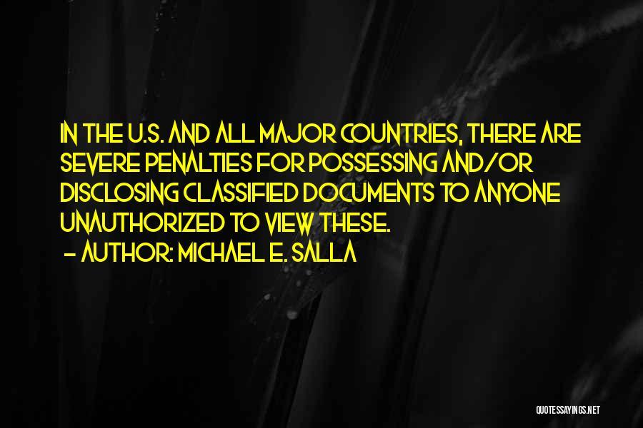 E-marketing Quotes By Michael E. Salla
