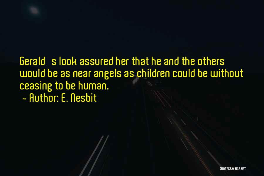E. Nesbit Quotes 1298448