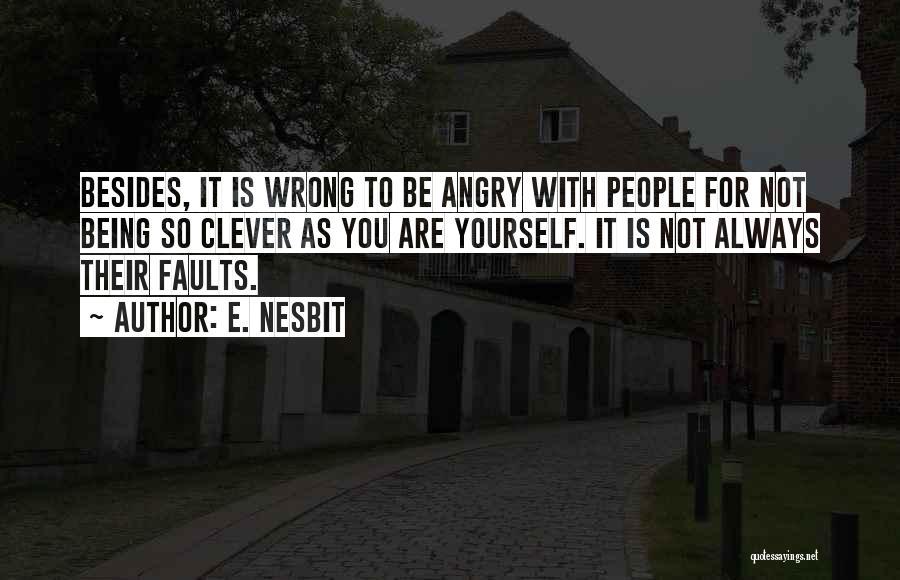 E. Nesbit Quotes 1348725