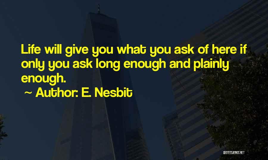 E. Nesbit Quotes 1927146