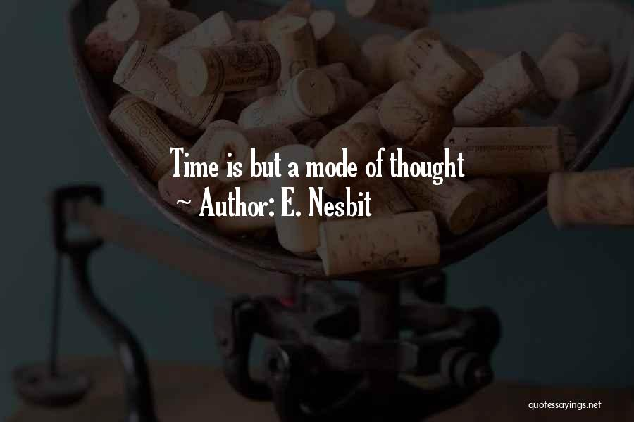 E. Nesbit Quotes 1940973