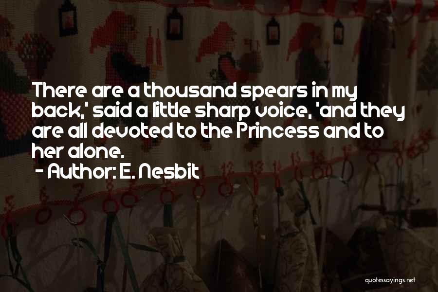 E. Nesbit Quotes 229577