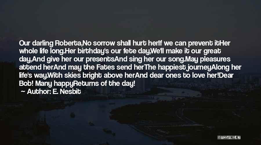E. Nesbit Quotes 927879