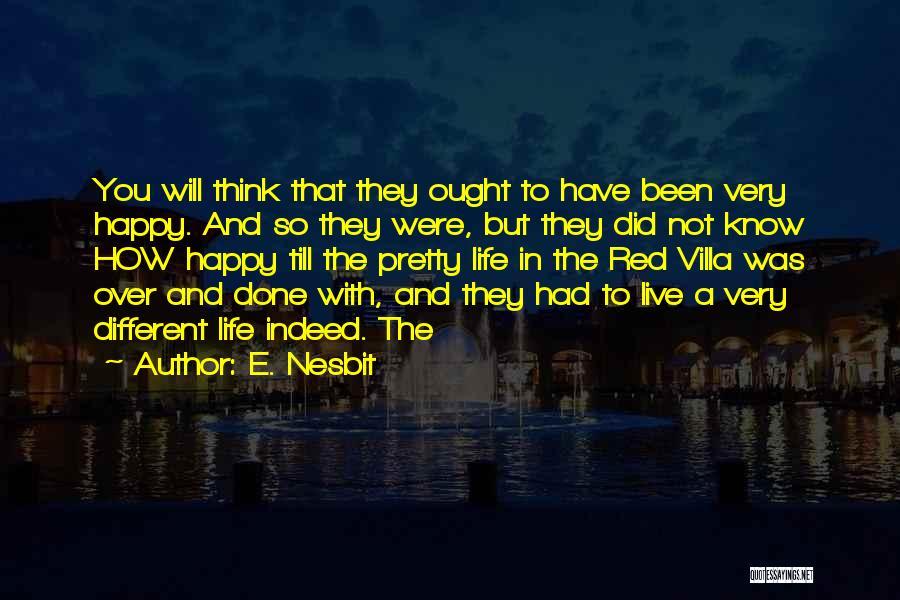 E. Nesbit Quotes 933068