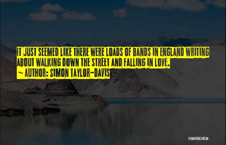 E Street Band Quotes By Simon Taylor-Davis
