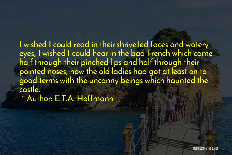 E.T.A. Hoffmann Quotes 1128995