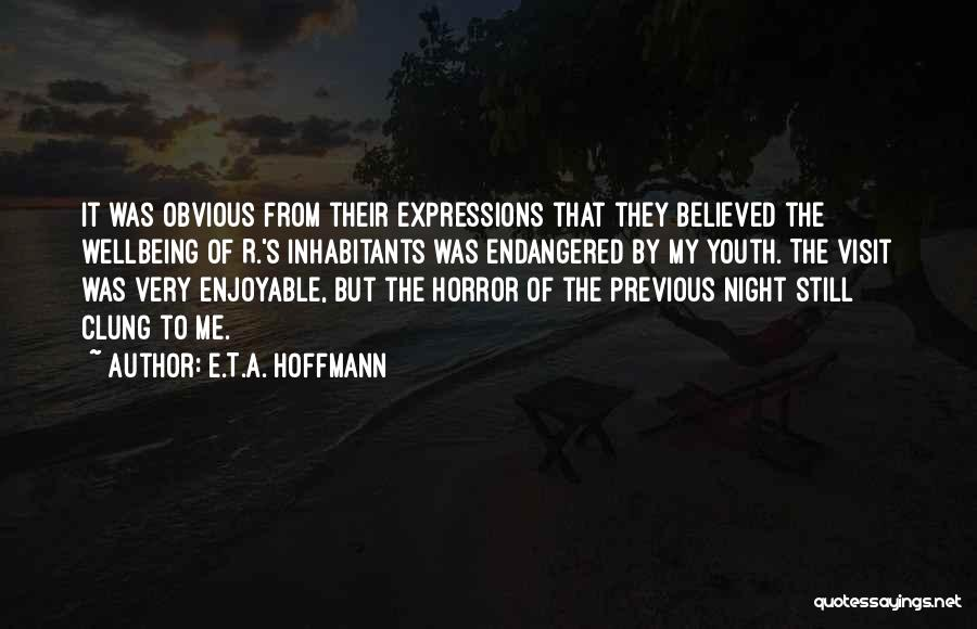 E.T.A. Hoffmann Quotes 1383384