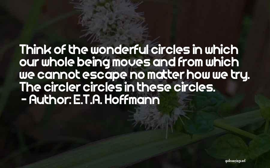 E.T.A. Hoffmann Quotes 405670