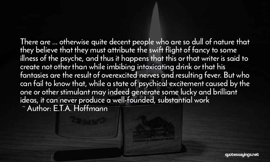E.T.A. Hoffmann Quotes 492504