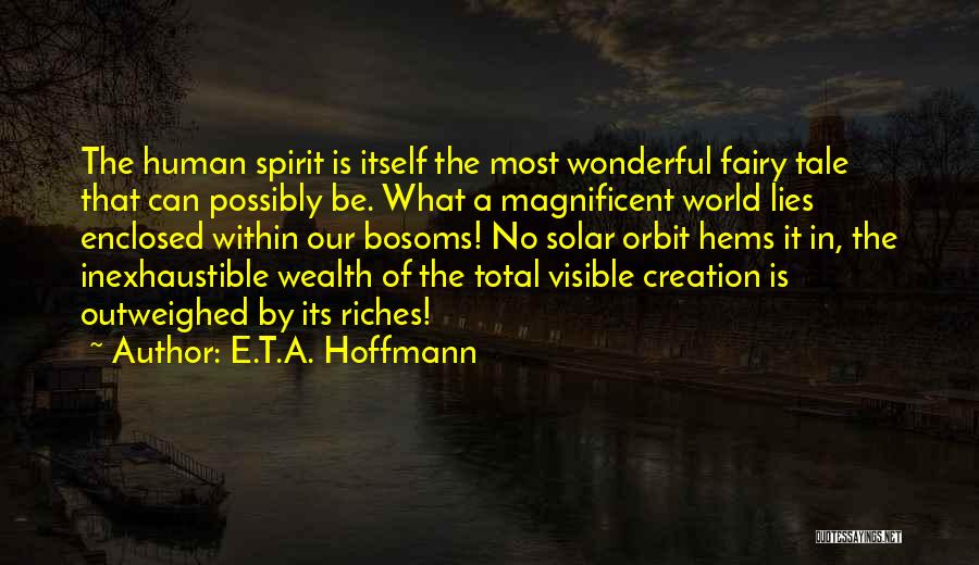 E.T.A. Hoffmann Quotes 738857