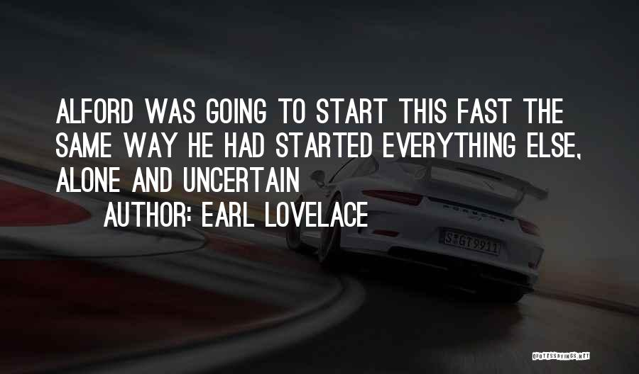 Earl Lovelace Quotes 1319337