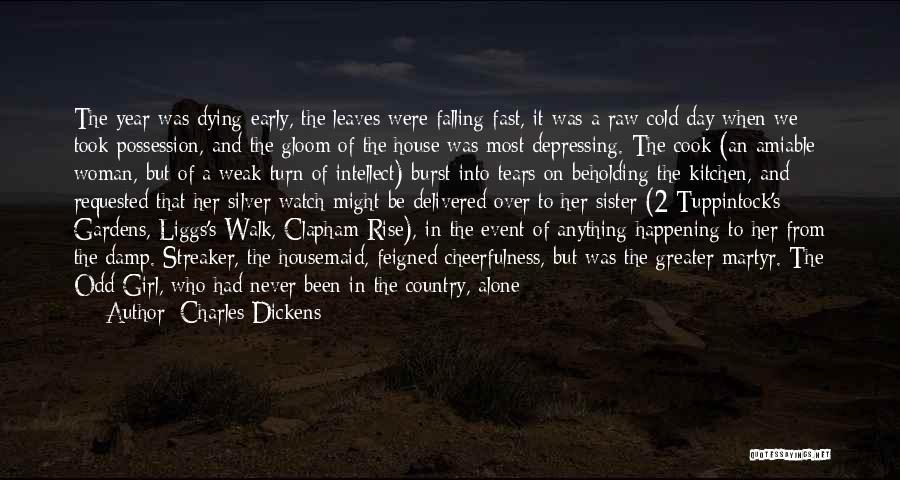 Early To Rise Quotes By Charles Dickens