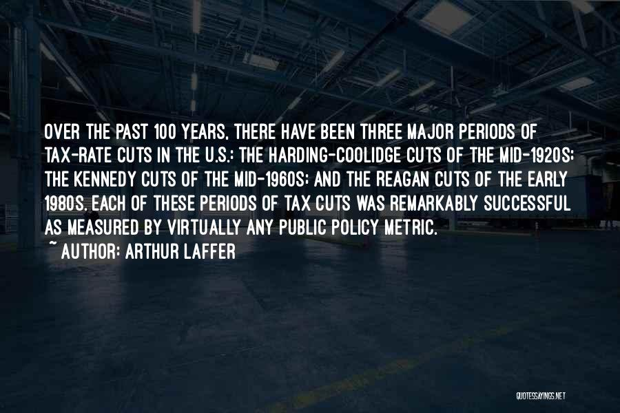 Early Years Quotes By Arthur Laffer