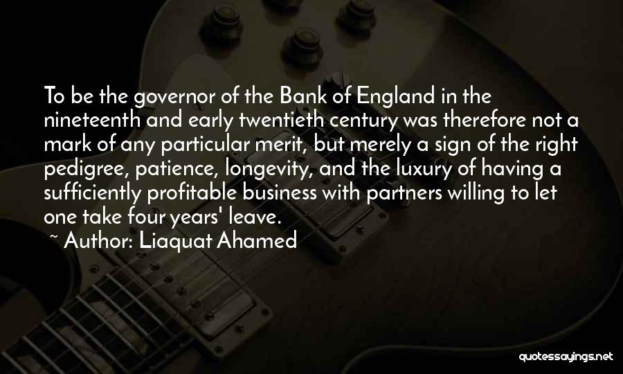 Early Years Quotes By Liaquat Ahamed