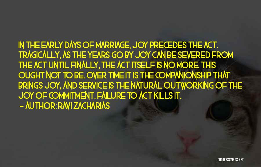 Early Years Quotes By Ravi Zacharias