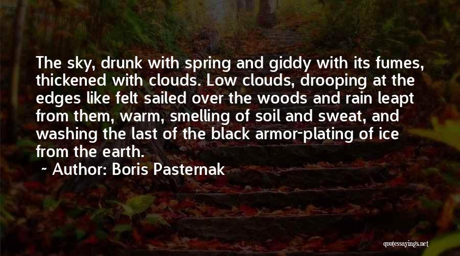 Earth Soil Quotes By Boris Pasternak