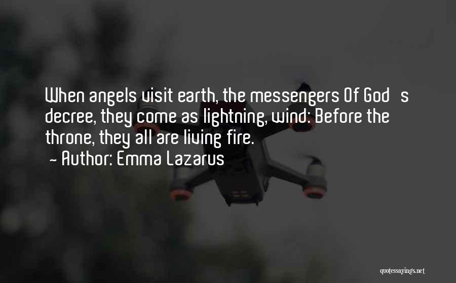 Earth Wind Fire Quotes By Emma Lazarus