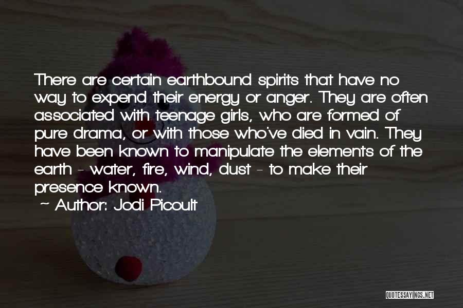 Earth Wind Fire Quotes By Jodi Picoult