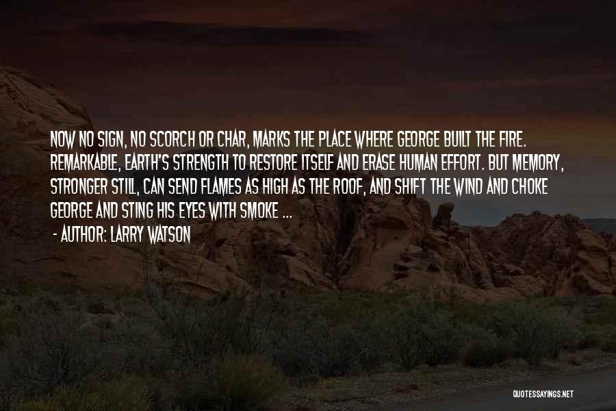Earth Wind Fire Quotes By Larry Watson