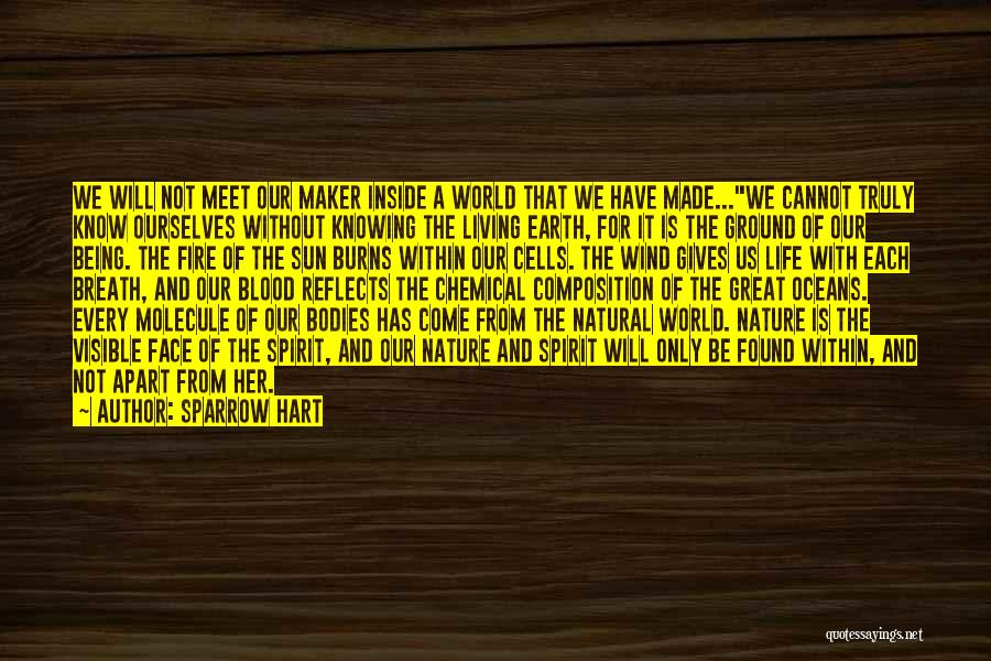Earth Wind Fire Quotes By Sparrow Hart