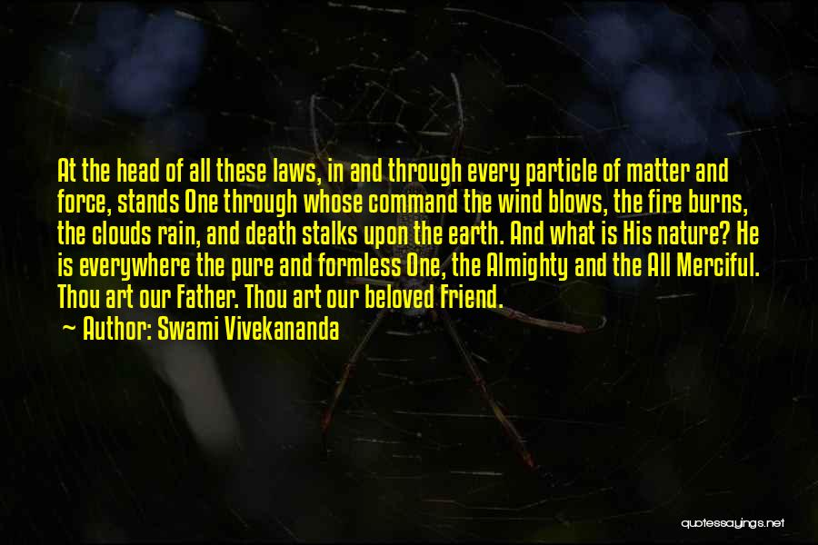 Earth Wind Fire Quotes By Swami Vivekananda