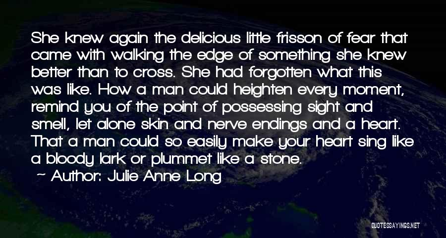 Easily Forgotten Quotes By Julie Anne Long