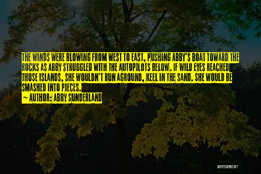 East Wind West Wind Quotes By Abby Sunderland