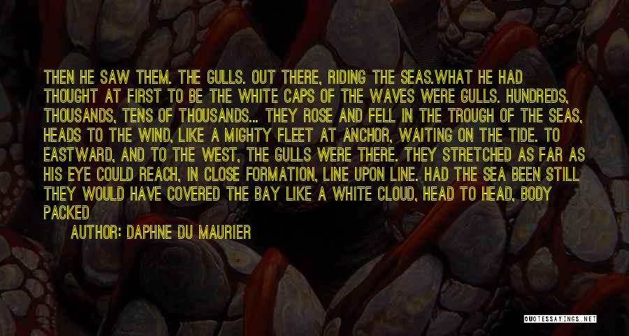 East Wind West Wind Quotes By Daphne Du Maurier
