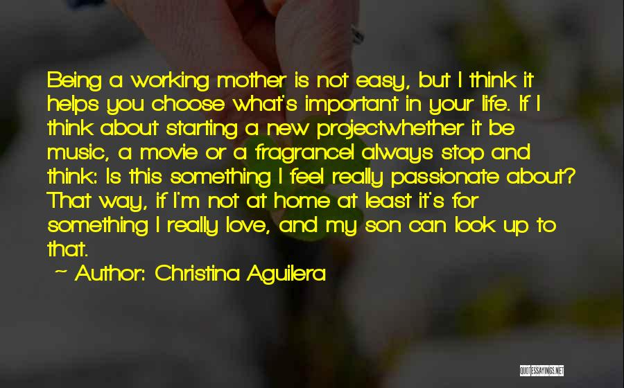 Easy Life Quotes By Christina Aguilera