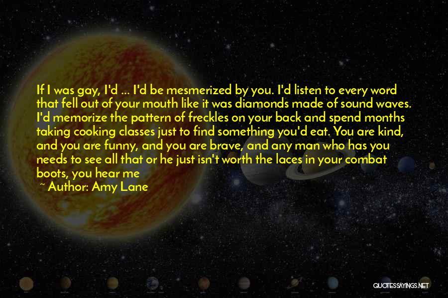 Eat Me Out Quotes By Amy Lane