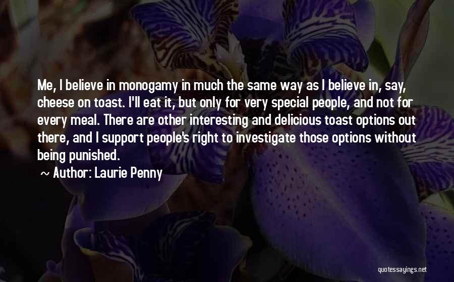 Eat Me Out Quotes By Laurie Penny