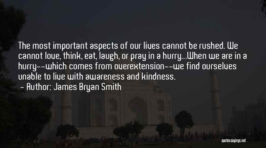 Eat Pray Love Important Quotes By James Bryan Smith