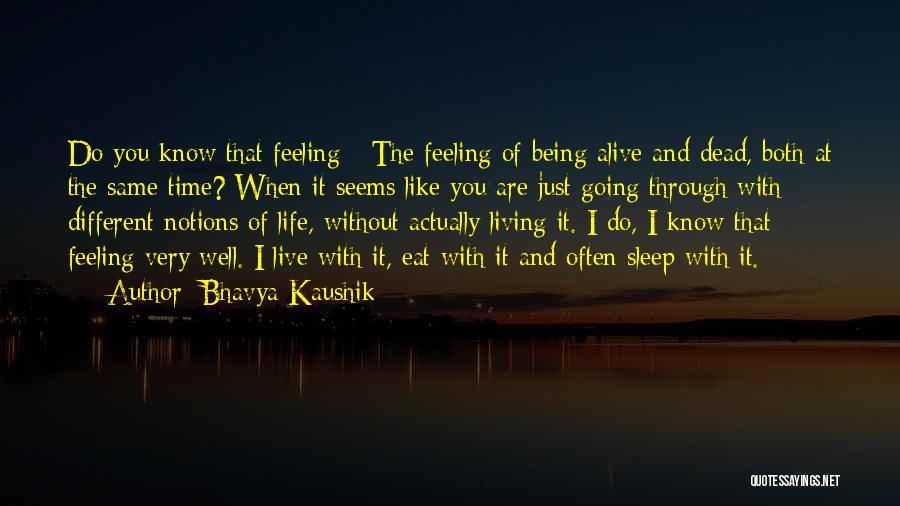 Eat Well Sleep Well Quotes By Bhavya Kaushik