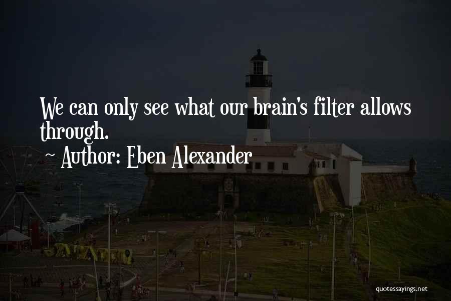Eben Alexander Quotes 2236067