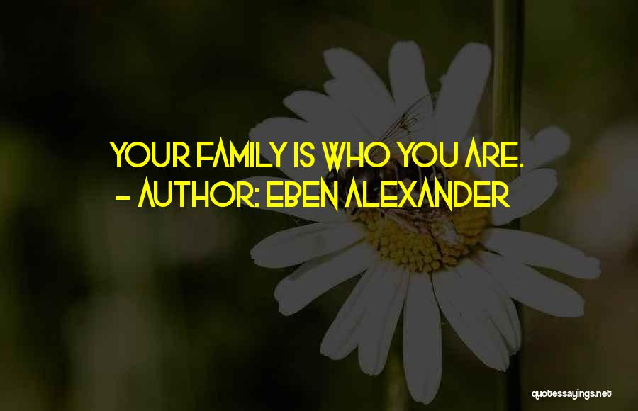 Eben Alexander Quotes 325180